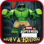 Kit Imprimible Modificable Avengers Lego Fiesta Cumpleaños