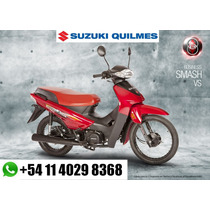Moto Gilera Smash 0km Precio Oferta Contado + Patentamiento