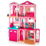 Casa Real Mansao Dos Sonhos Barbie Dream House Em 12x