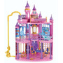 Juguete Casa De Muñecas Disney-princesses Rosado
