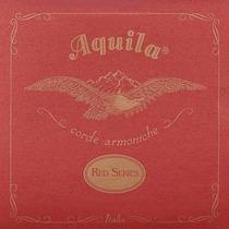 Cuerdas Para Ukulele Aquila Red Series, Hechas En Italia