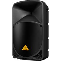 Caixa Acústica Ativa 1000w C/ Player Usb B 112 Mp3 Behringer