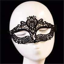 Antifaces Encaje 5 Piezas Disfraz Sexy Mascara Xv Cosplay