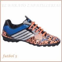 Botines Papi Futbol 5 Soccer