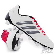 Chuteira Adidas Goletto V Fg Campo Branca - Futfanatics