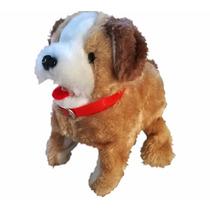 Cachorro De Pelúcia Puppy Anda Late E Da Cambalhotas - Co018