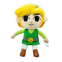 The Legend Of Zelda - Toon Link Peluche 7