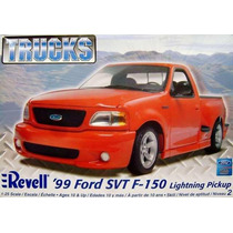 Ford Svt F-150 1999 Pickup - Revell - 1:25