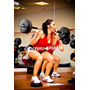 Barra Para Body Pump O Lift Training, Gym. Ejercicio, Discos