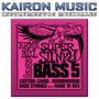 Encordado Ernie Ball Bass 5 Para Bajo 5 Cuerdas