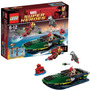 Lego 76006 Iron Man Batalla En El Puerto - Fair Play Toys