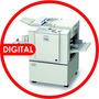 Duplicadora Digital Ricoh Priport Dx 2430 ¡nueva!