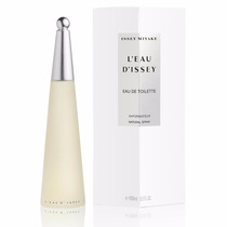 Perfume Leau D´issey Miyake Fem 100ml Original E Lacrado