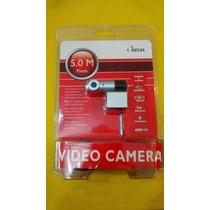 Camara Wedcam 5.0mp Con Microfono Integrado