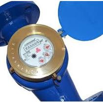 Medidor De Agua De 2 Bridado