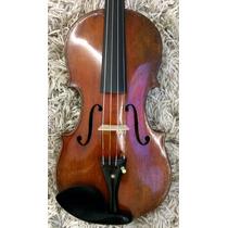 Violino Alemão Antigo Cópia Stradivarius 4/4 - 150 Anos