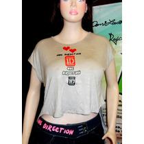One Direction Camisa Artistas Online Talla L