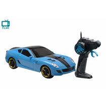 Carrinho Rádio Controle Drill Azul - Candide 3515