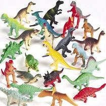 72 Mini Dinosaurios Variados Vinilo Plastico Blakhelmet E