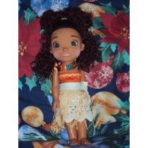 Moana Princesas Disney Muñecas Frozen Sofia Rapuncel Merida
