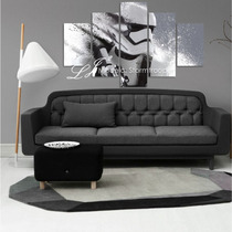 Cuadros Starwars Stormtrooper Darth Vader Batman Animales