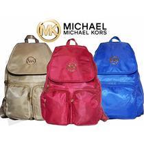 Bolsos, Morrales, Mk, Michael Kors, Dama, Moda, Backpack