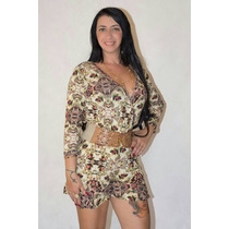 Vestidos Coleçao Elegance Outono E Inverno Liso E Estampado