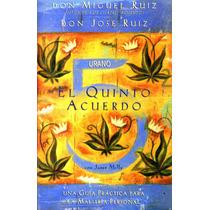 Quinto Acuerdo, El - Miguel Ruiz / Urano