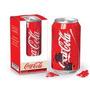 Lata Coca Cola Puzze Quebra Cabeça 3d