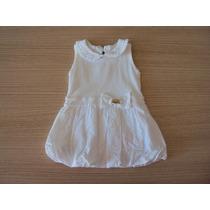 Vestido Lilica Ripilica Batizado T.pb(3-6 Meses)