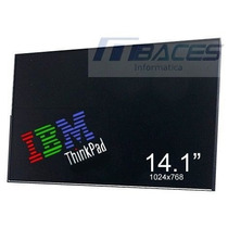 Tela Lcd Para Notebook Lenovo Ibm Thinkpad R52 1847 Usado
