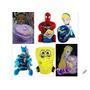 Cobija Para Niños Y Niñas (princesas - Batman - Spiderman)