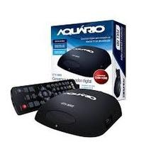 Conversor Digital Dtv 5000 Aquário Para Tv De Tubo