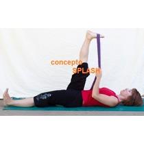 Cinturón De Algodón Para Yoga, Ejercicio, Gym, Strap