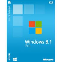 Lic Windows8.1 Pro Español 1pc Original