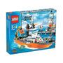 Juguete Lego City 7739 Del Guardacostas De Patrulla Barco Y