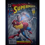 Superman Desastres Naturales Comic