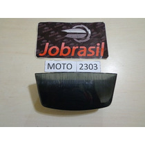 Moto 2303 Lente Lanterna Traseira Ybr 125 2005 Até 2008 Fume