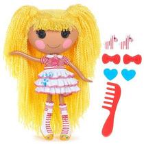 Boneca Lalaloopsy Loopy Hair - Spot Splatter Splash - Buba