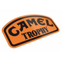 Adesivo Camel Trophy Rally Off Road Dakar 4x4 Trilha
