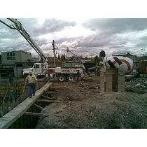 Concreto Premezclado Y Bombeo Cruz Azul, Cemex,apasco,mocte