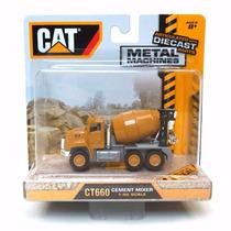 Cat Ct660 Cement Mixer Camión Revolvedora Escala 1:92