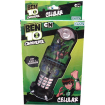 Reloj Celular Ben 10 Omniverse