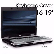 30 Piezas Protector De Teclado Laptop 16 A 19 Pulgadas Skin