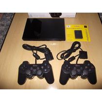 Playstation 2 Original Ps2 + Jogos Sem Juros Frete Gratis