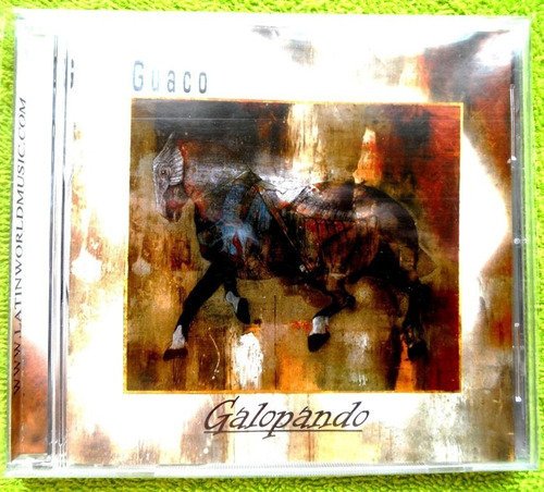 Guaco cd galopando 2002 bs en mercado libre for Jm jardin de la reina