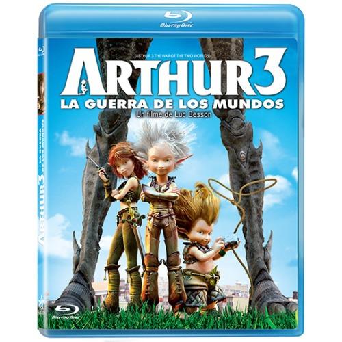 arthur y los minimoys 3