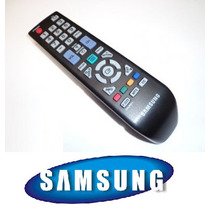 Control Remoto Samsung Para Led Lcd Plasma Todos