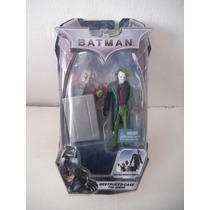 Guason Joker Destructo Case Batman Mattel