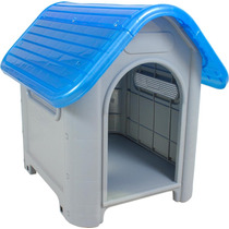Casinha De Cachorro De Plastico Porte Médio